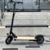 Side view of the Urb Ryde Exec E-Scooter.